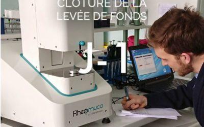Rheonova ouvre son capital pour les développements cliniques de Rheomuco